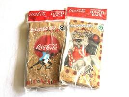 40 Always Coca Cola Basketball Paper Lunch Bags Polar Bear 1996 1999 Dan... - $12.99