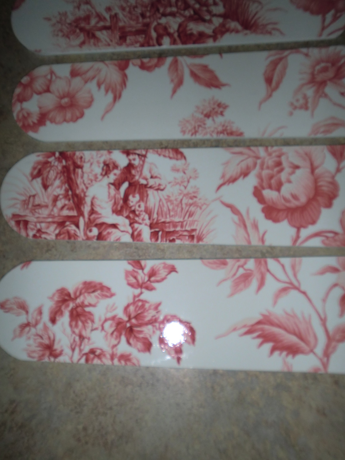Custom Chinese Oriental Asian Flair Toile And 50 Similar
