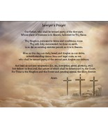 Lawyer's  Prayer  Sentimental Print Perfect for Framing Gift for Lawyer - $11.95