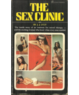 THE SEX CLINIC - J J Lyly aka DOUG LANG - WOMAN THERAPIST AT SEXUAL THER... - $11.99