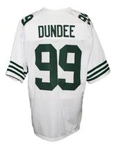 Jack Dundee #99 The Best Of Times Movie New Men Football Jersey White Any Size image 2