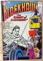 BLACKHAWK #127 (1958) DC Comics VG+ - $24.74
