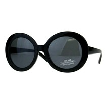 Vintage Fashion Sunglasses Womens Oversized Round 60's Shades UV 400 - $11.95