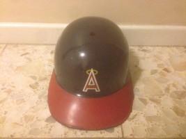 Vintage California Angels  1969 Sports Prod Corp Adjustrap Batting  Helmet MLB - $20.79