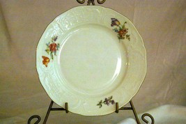Rosenthal Pink Orange Purple Sanssouci Classic Line Dinner Plate - $9.00