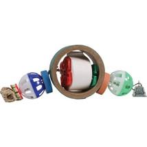 A&e Cage Multi Java Wood Tape Dispenser Bird Toy Medium - £20.32 GBP
