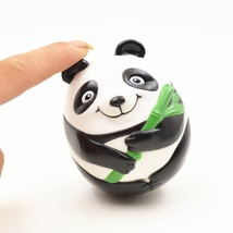 Panda modeling roly-poly,Childen doll toys tumbler,Chinese style souvenirs - $9.00