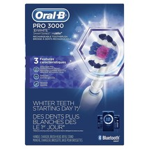 Oral-B Pro 3000 Electronic Power Rechargeable Battery Electric Toothbrush with B - $111.59