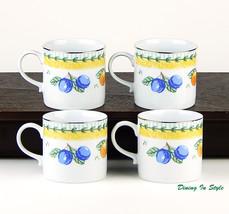 Tienshan, Trieste, Set of 4 Cups (8 oz.), MINT ... - $12.55