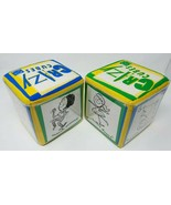 Vintage Discovery Toys - Crazy Cubes Creative Comedy Kit with Box 1998 E... - $12.99