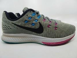 Nike Structure 19 Size US 9.5 M (B) EU 41 Women's Running Shoes Grey Pink