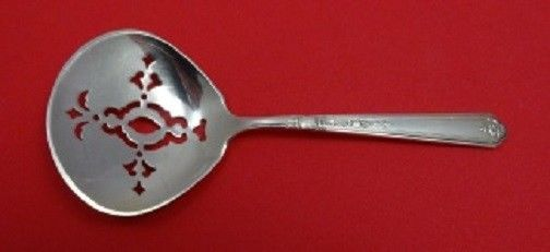 Princess Patricia By Durgin-Gorham Sterling Silver Nut Spoon 4 1/2""