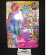 Barbie DreamHouse Adventures Daisy Curvy Travel miniatures pack Mattel doll USA - $37.03