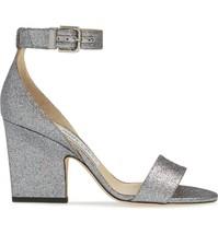 Jimmy Choo Edina Ankle Strap Sandal Size 38 MSRP: $695.00 image 2