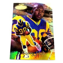 Torry Holt 1999 Topps Gold Label Rookie Card #71 NFL Rams  - $3.91