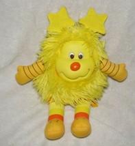 Hallmark Rainbow Brite Yellow Sprite Spark Stuffed Plush Doll Toy Play 1... - $17.81