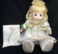 "Vintage Rare PRECIOUS MOMENTS 1995 Doll  Gloria Limited  Edition w COA 16"" - $54.99"