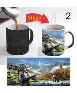 Far Cry Kids Video Game Coffee Mug Color Change Magic Mug 11 Oz for Gift - $15.83