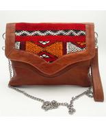 Leather Shoulder Bag - $105.00