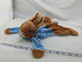 "Gund Peter Rabbit Lovey Security Blanket 15"" 75911 Stuffed Animal Toy - $19.95"