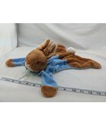 "Gund Peter Rabbit Lovey Security Blanket 15"" 75911 Stuffed Animal Toy - $17.95"