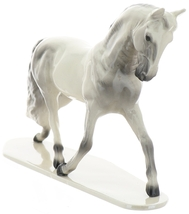 Hagen-Renaker Specialties Large Ceramic Figurine Spanish Horse on Base