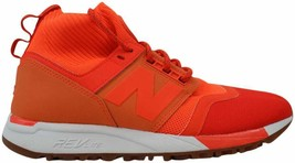 New Balance 247 Mid Orange  MRL247OX Men's Size 10.5 - $120.00