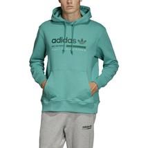 Adidas Originals Kaval Graphic Mens Hoodie True Green DV1912 - $85.00