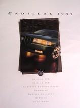 1995 Cadillac Prestige Brochure HUGE Sevelle STS Eldorado DeVille Fleetw... - $8.32
