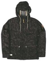 Matix PACER Mens 100% Cotton Zip Front Hoodie Jacket Black Camo Large NEW - $120.00