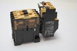 Allen Bradley Motor Control 100-A09ND3 with 193-BSB 22 Ser B Used - $34.99