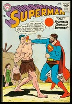 SUPERMAN #171 1964-DC COMICS-CAVE MAN COVER BOXING VG - $31.53
