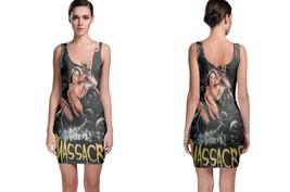 The Massacre Machine Horror Cool BODYCON DRESS - $20.99+