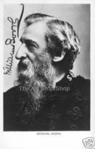 William Booth autograph print - $3.85