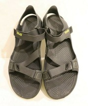 e51b7a13d001 TEVA Sandals Men  39 s Size 13 Hiking River Lightweight Rubber Gray  B47