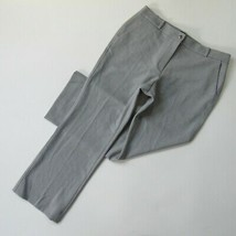 NWT White House Black Market Petite The Boot Gray Luxe Suiting Bootcut P... - $31.99