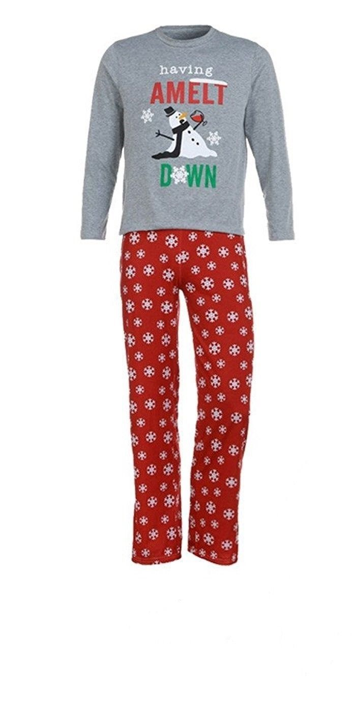 2a3cbdaaf037 Family Pajamas Macy s Men s L S Pajama Set and 50 similar items. S l1600