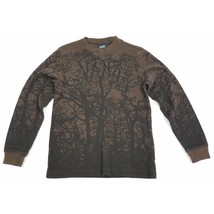 Vans Longsleeve Shirt Size Medium Boys Thermal - $15.00