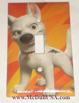 Bolt dog Light Switch Toggle Rocker Power Outlet Wall Cover Plate Home decor image 1