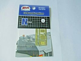 Atlas #BLMA71 Cab Mounted Air Conditioner Prime Style Kit N-Scale image 5