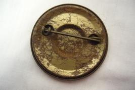 1953 Vintage Pennsylvania Fishing License Pin image 2