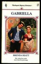 Gabriella [Feb 01, 1992] Brenda Hiatt