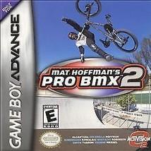 Mat Hoffman's Pro BMX 2 (Nintendo Game Boy Advance, 2002) CART ONLY - $3.76