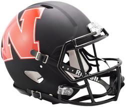 Nebraska Cornhuskers Helmet Riddell Authentic Full Size Speed Style AMP ... - $315.20