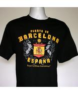Puerto de Barcelona Espana Royal Caribbean International Cruise Ship Shi... - $21.73