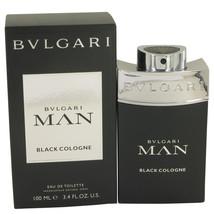 Bvlgari Man Black Cologne 3.4 Oz Eau De Toilette Spray image 5
