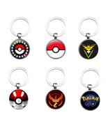 Keychain Pokemon Pokeballs - $5.99