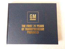 General Motors : The First 75 Years Automobile Quarterly Staff 1983 Car ... - $10.29