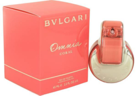 Bvlgari Omnia Coral 2.2 Oz Eau De Toilette Spray - $60.97