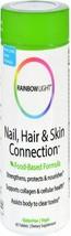 RAINBOW LIGHT NAIL, HAIR & SKIN CONNECTION - 60 TABLETS - EXP 09/2021 - $29.69